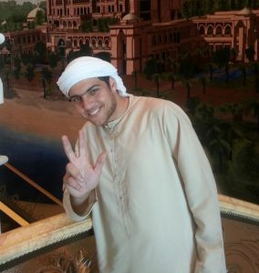 Dubai Reiseführer Mustafa